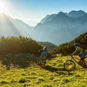Mountainbikestrecken: Tiroler Zugspitz Arena