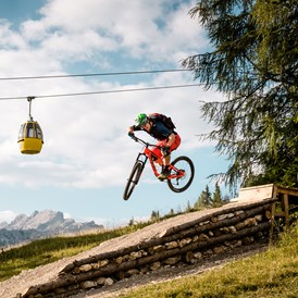 Mountainbike Region: Bike Beats Movimënt Alta Badia Trails - Alta Badia