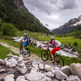 Mountainbike Region: Moutainbiken im Nationalpark Hohe Tauern - Habachtal - Wildkogel-Arena Neukirchen & Bramberg