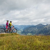 Mountainbikestrecken: Gasteinertal
